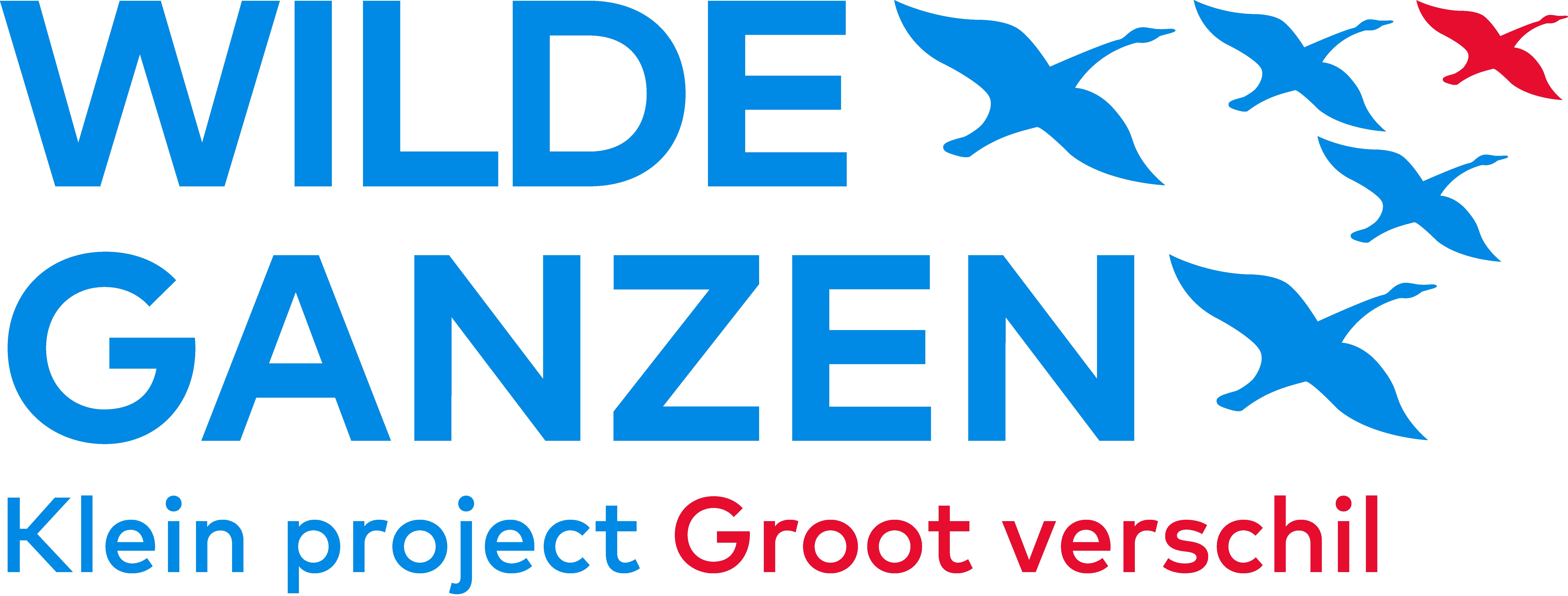 Wilde Ganzen Logo Pay-off compact RGB
